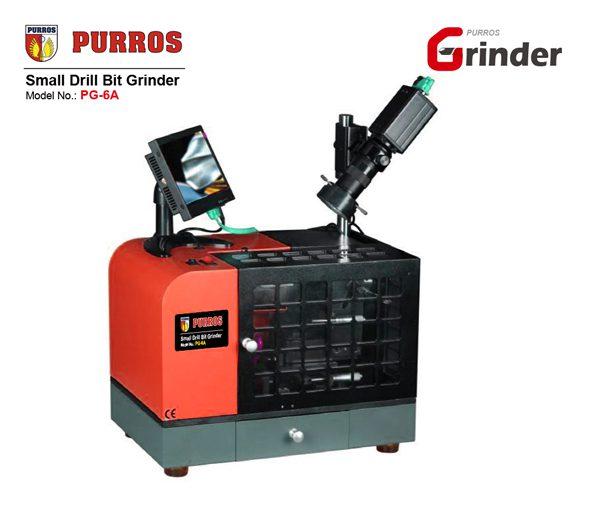 Small Drill Re-sharpener, Small Drill Bit Grinder, Drill Bit Grinder, Drill Bit Grinding Machine Manufacturer, PURROS PG-6A Drill Bit Grinder, Drill Bit Grinder for Sale, Drill Bit Grinder Supplier, Buy Cheap Drill Bit Grinder, Drill Bit Grinder Wholesaler, Drill Bit Grinder Exporter